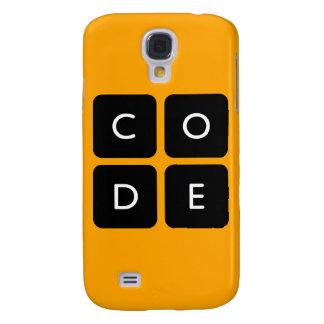 Code.org logo Samsung Galaxy 4 Case