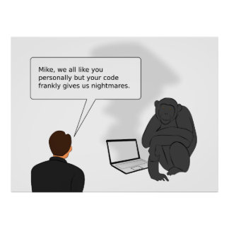 Code Review Poster