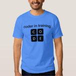 Coder In Training T Shirt