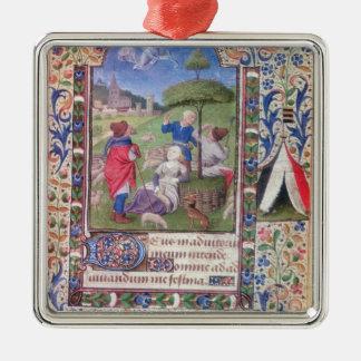 Codex 1929,f. christmas ornament