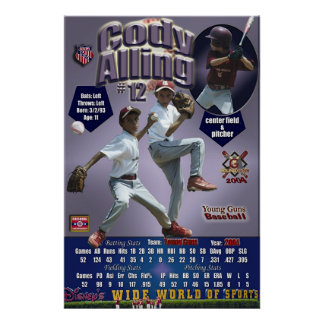 Cody Alling Poster