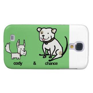 cody & chance Galaxy S4 Case