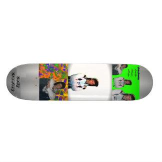 Cody Crawley TheDailyBooth SkateBoard