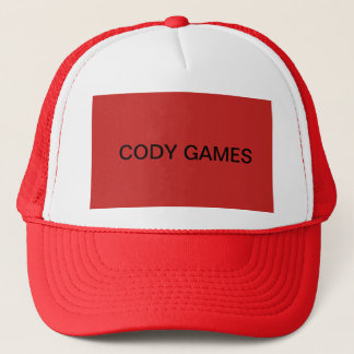 Cody Games Official Hat