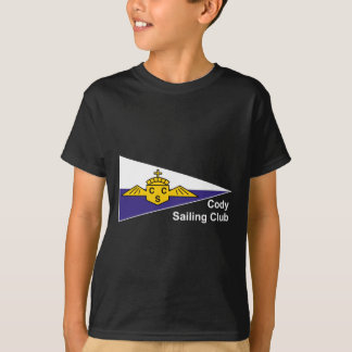 Cody Sailing Club - Dark Colours T-Shirt