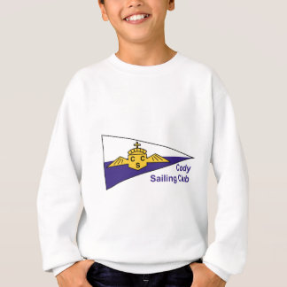 Cody Sailing Club - on light colours Sweatshirt