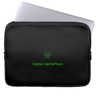 Codys GamePlays Laptop Case/Sleeve Laptop Sleeve