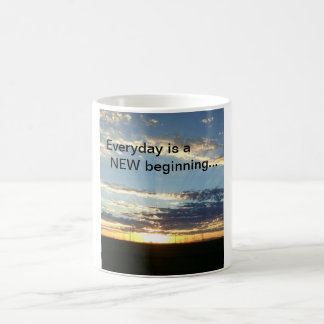 Coffe mug that starts your day off with a smile!