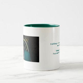 Coffe Mug with Tammy Dennings Maggy Logo