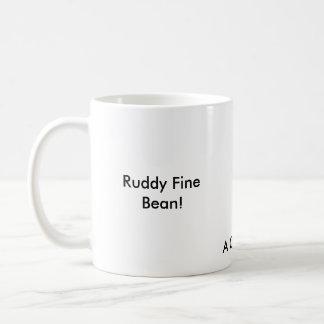 Coffe or Tea, it's all good in me! Basic White Mug