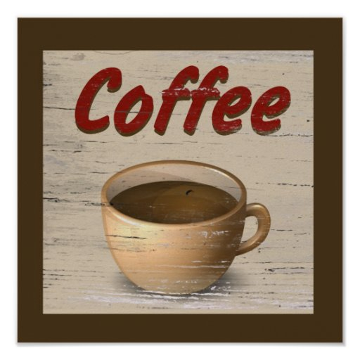 Coffee 2 posters
