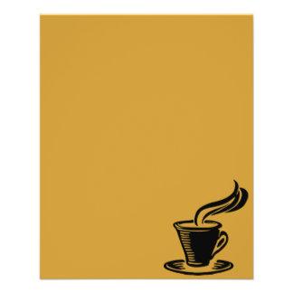 coffee-309981 coffee latte java cafine mug cup sau 11.5 cm x 14 cm flyer
