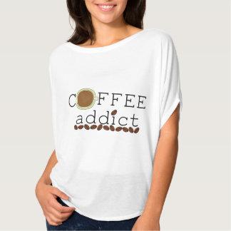 Coffee Addict Beans Shirt