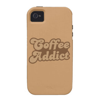 Coffee Addict Case For The iPhone 4