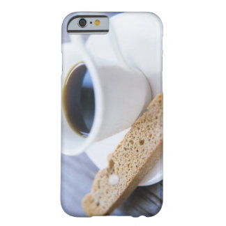 Coffee and Biscotti Barely There iPhone 6 Case