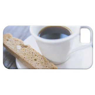 Coffee and Biscotti iPhone 5 Case