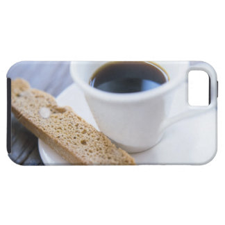 Coffee and Biscotti iPhone 5 Covers