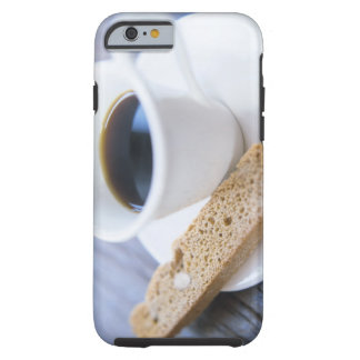 Coffee and Biscotti Tough iPhone 6 Case