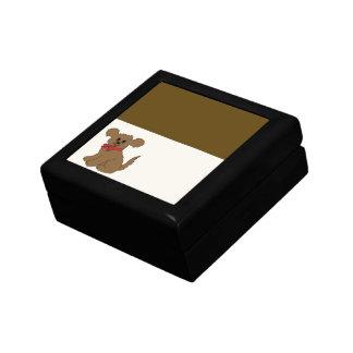 Coffee And Cream Block Art Gift Box