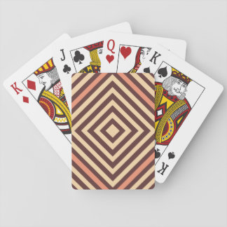 Coffee and Cream Playing Cards