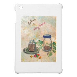 Coffee And Jelly Beans - Coffee Folk Art Case For The iPad Mini