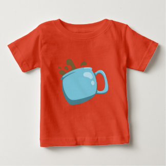 Coffee and milk baby T-Shirt