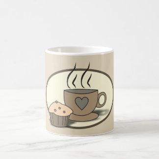 Coffee and Muffin Mug for Coffee Lovers