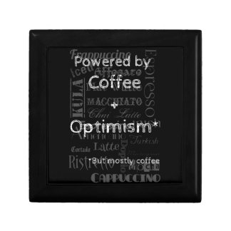 Coffee and Optimism Gift Box