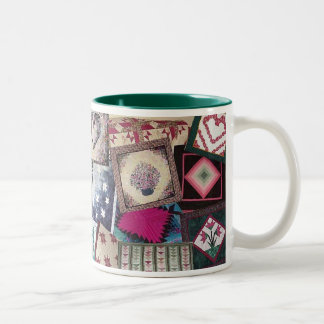 Coffee and Quilts Mug