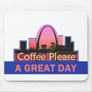 COFFEE Arch Mousepad