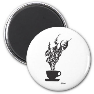 Coffee Aroma Nice Flavour Magnets