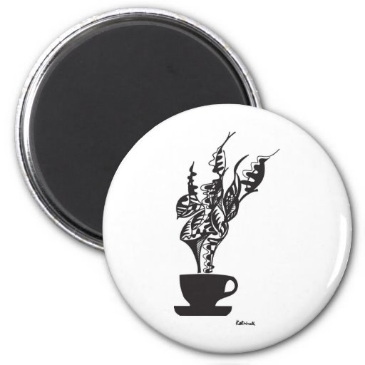 Coffee Aroma. Nice Flavour! Magnets