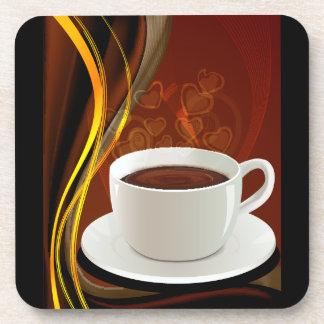 Coffee Art Cafe Coaster
