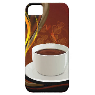 Coffee Art Cafe iPhone 5 Cover