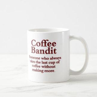 Coffee Bandit Mug