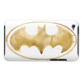 Coffee Bat Symbol iPod Case-Mate Cases