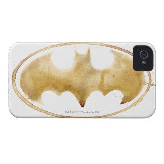 Coffee Bat Symbol iPhone 4 Case-Mate Cases