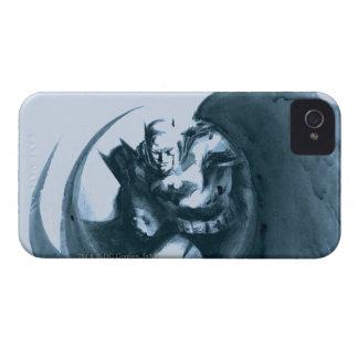 Coffee Batman iPhone 4 Case-Mate Cases