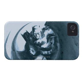 Coffee Batman iPhone 4 Covers