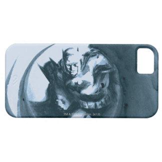 Coffee Batman iPhone 5 Covers