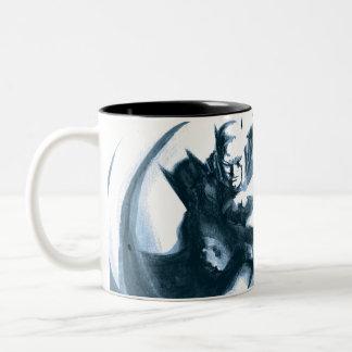 Coffee Batman Two-Tone Mug