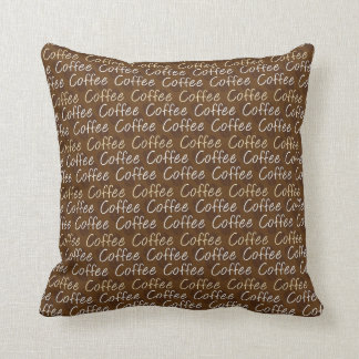 Coffee Bean Lovers Pillow