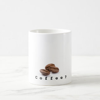 Coffee ? Bean Mug