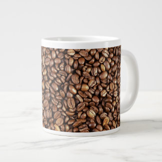 COFFEE BEANS! 20 Oz. Jumbo Coffee Mug Jumbo Mug