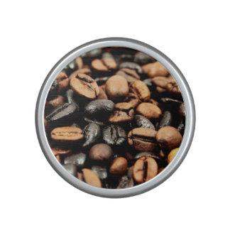 Coffee Beans Background Bluetooth Speaker