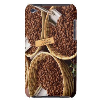 Coffee Beans Barely There iPod Covers