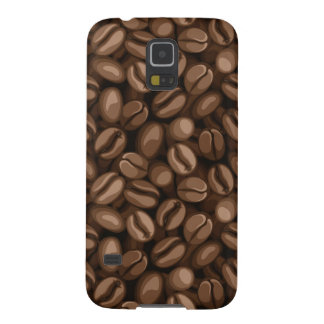 Coffee beans cases for galaxy s5