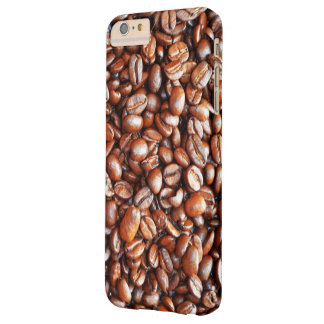 Coffee Beans, Coffee Lovers. Barely There iPhone 6 Plus Case