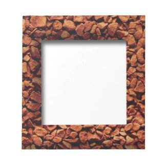 Coffee Beans Frame Notepad