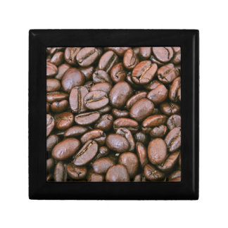 Coffee beans gift box